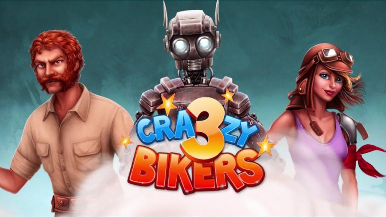 Crazy Bikers 3