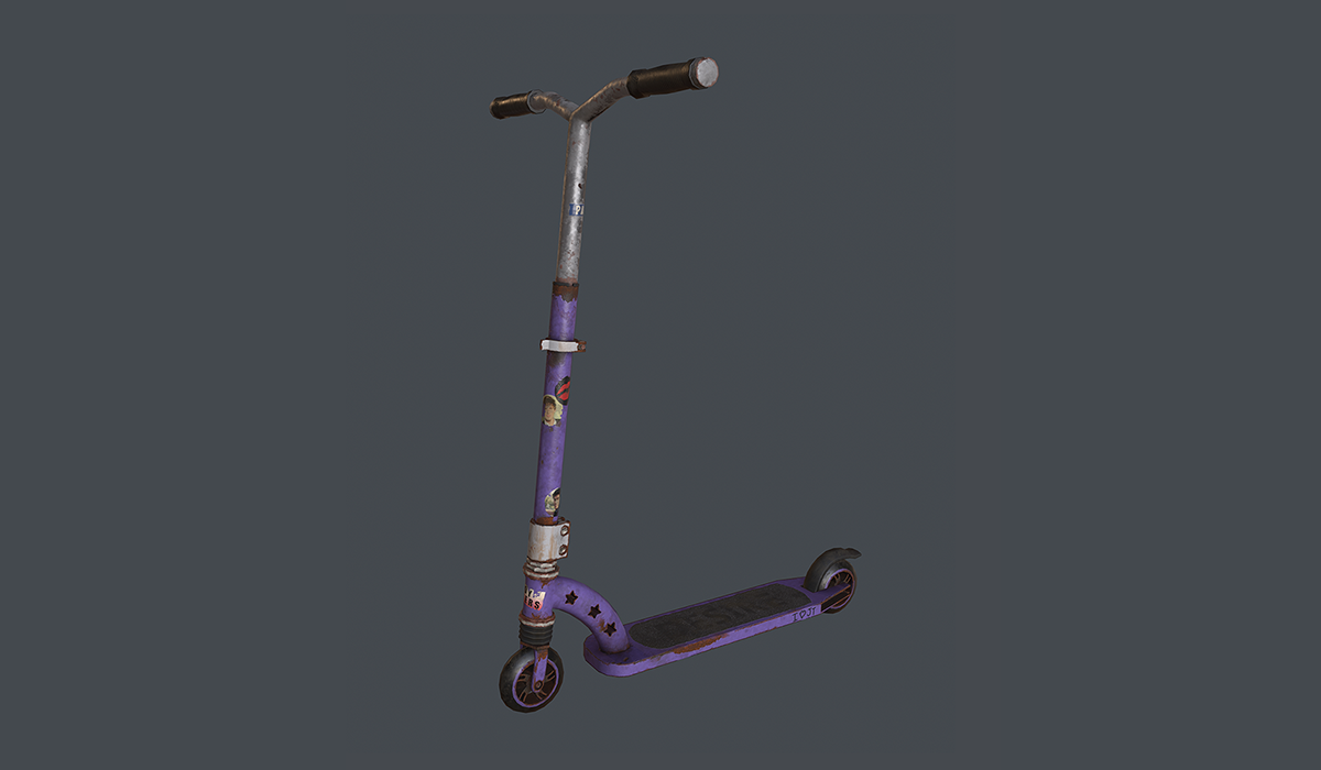 Push-Scooter