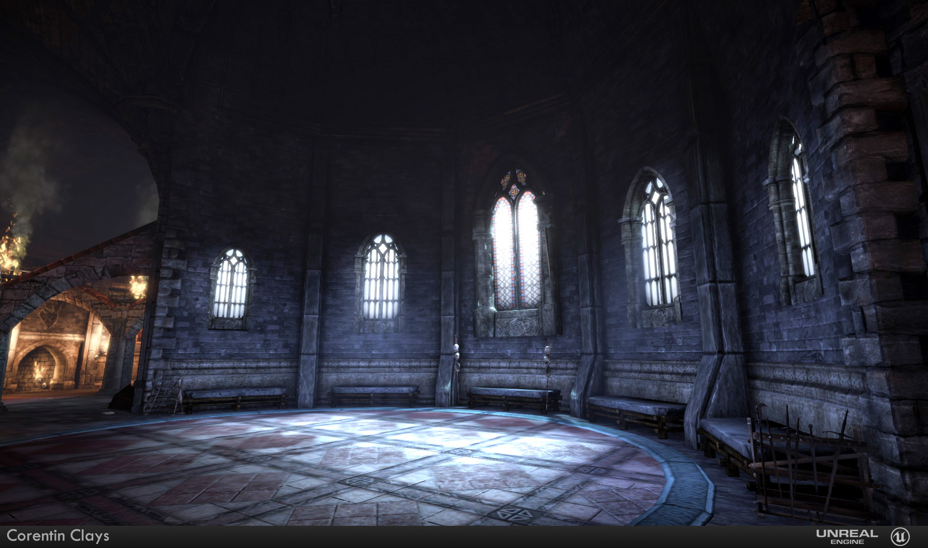 Unreal Engine projects