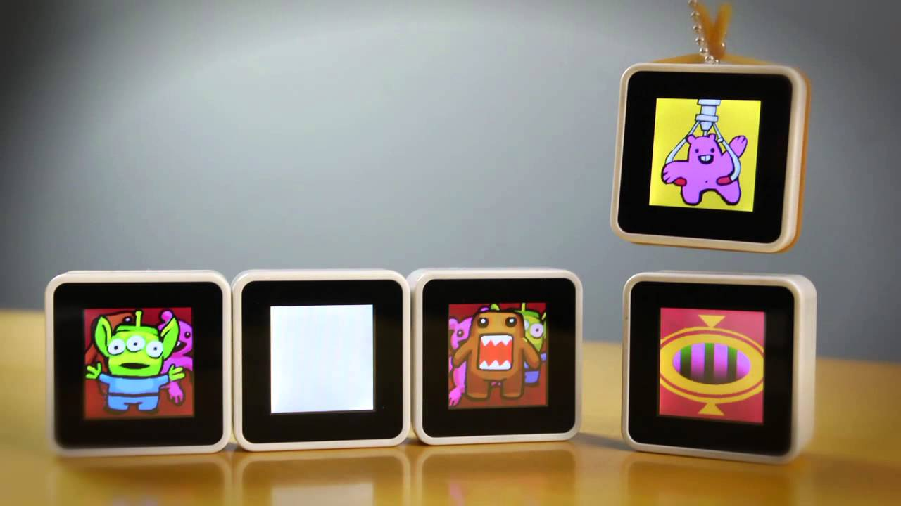 Ugly Dolls (Sifteo Cubes)