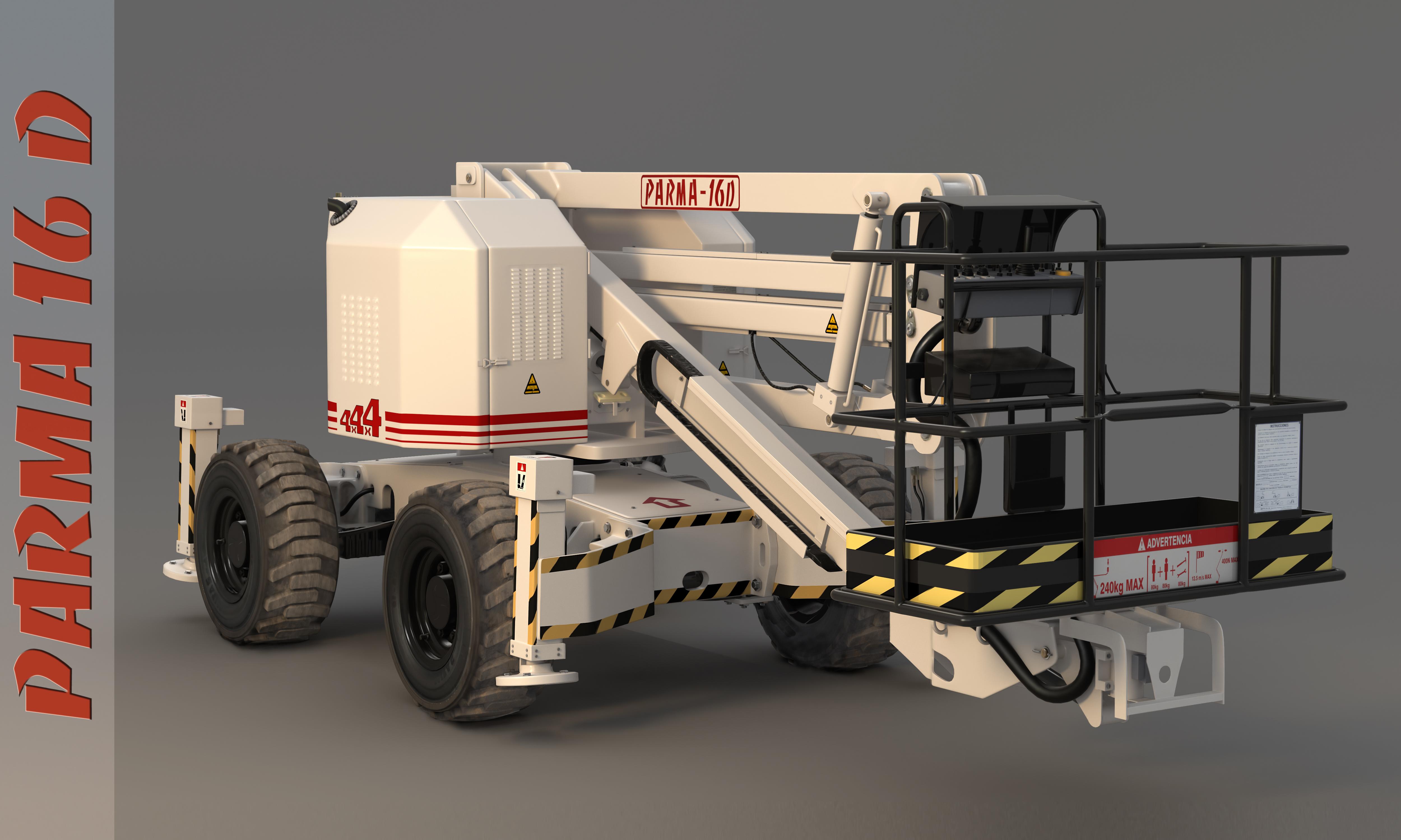 3D models (renders)