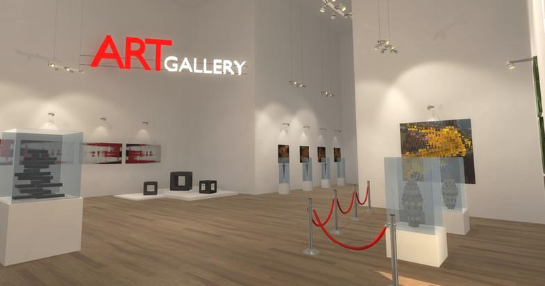 Gallery - Showroom Environment