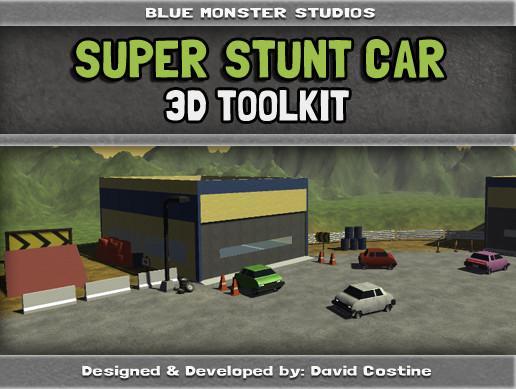 Super Stunt Car 3D Toolkit