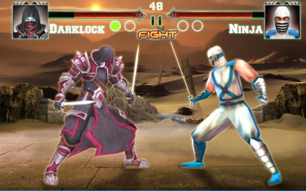 Brutal Fighter