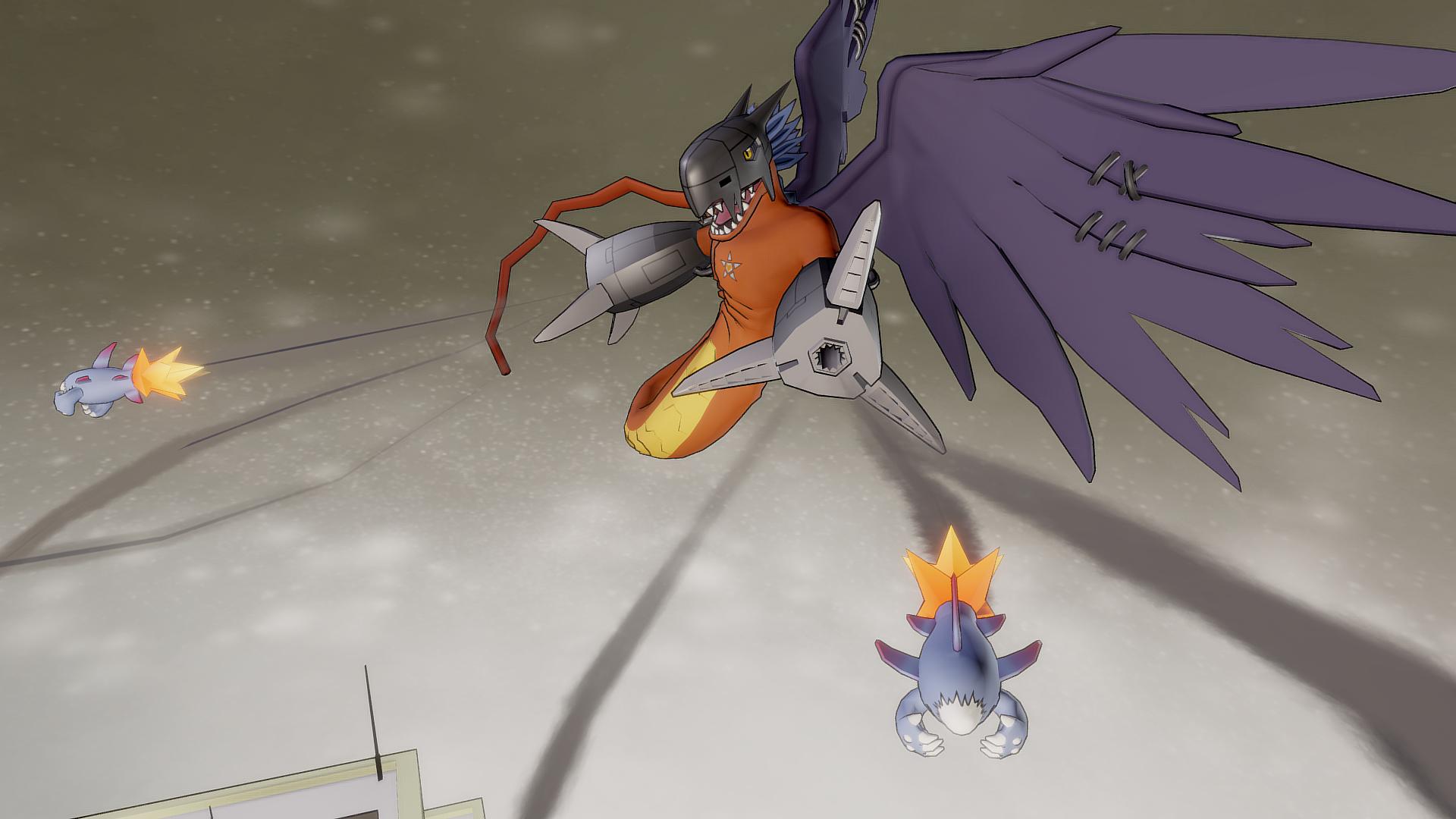 Megadramon from Digimon World 1