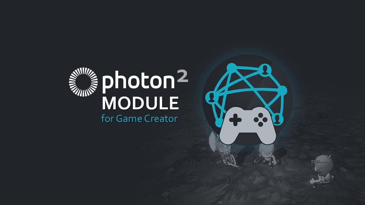 Photon Module for Game Creator