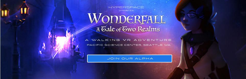 HyperspaceXR - Wonderfall