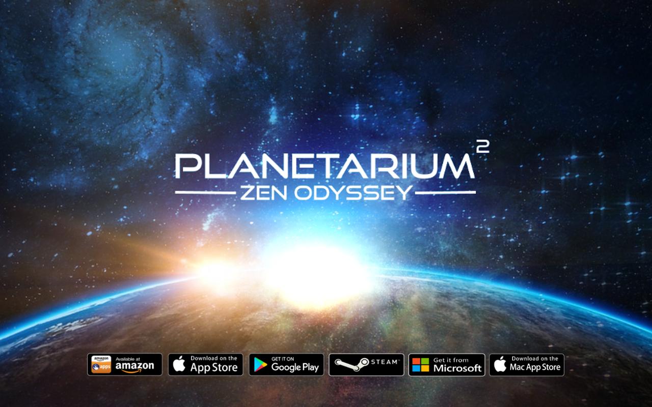 Planetarium 2 - Zen Odyssey