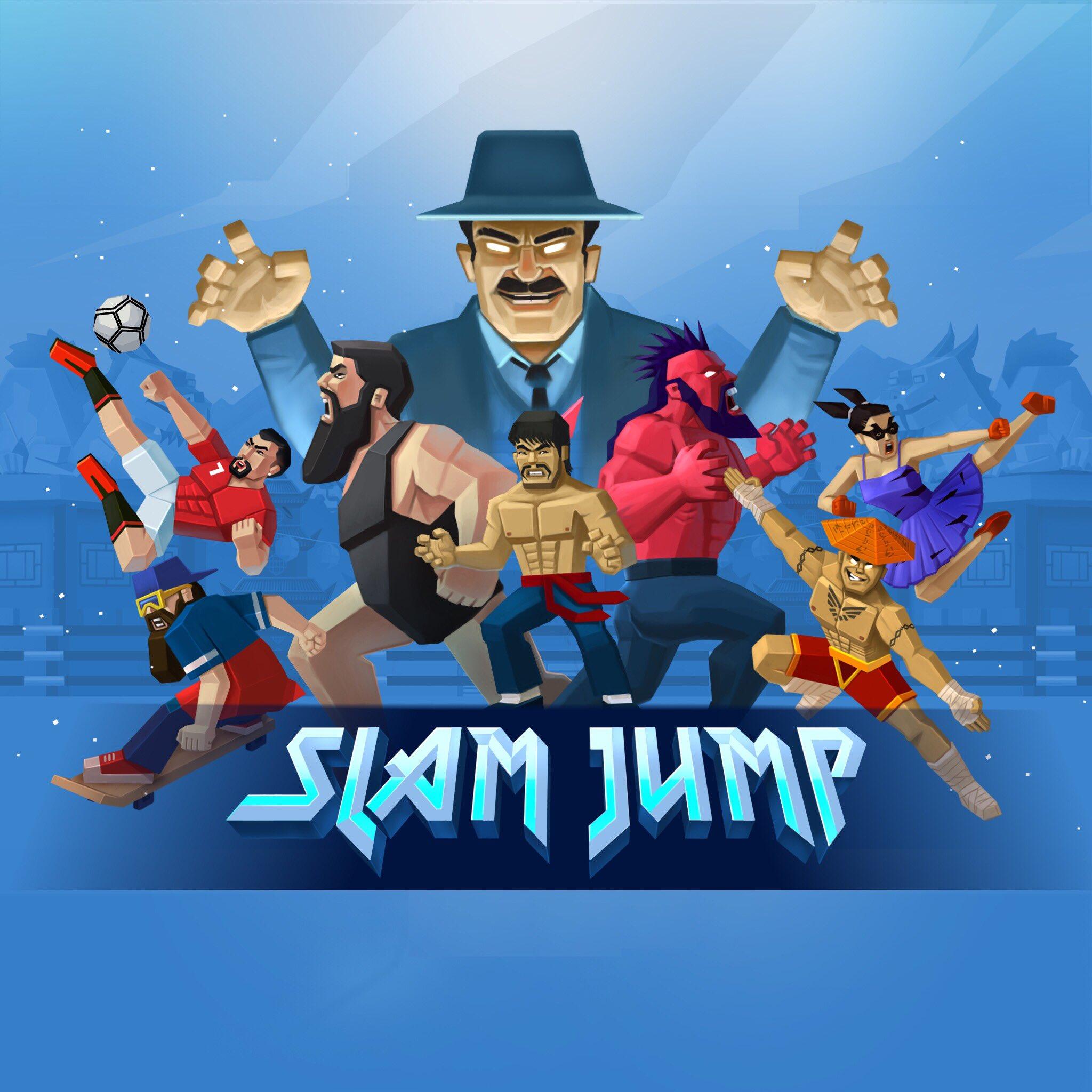 Slam Jump