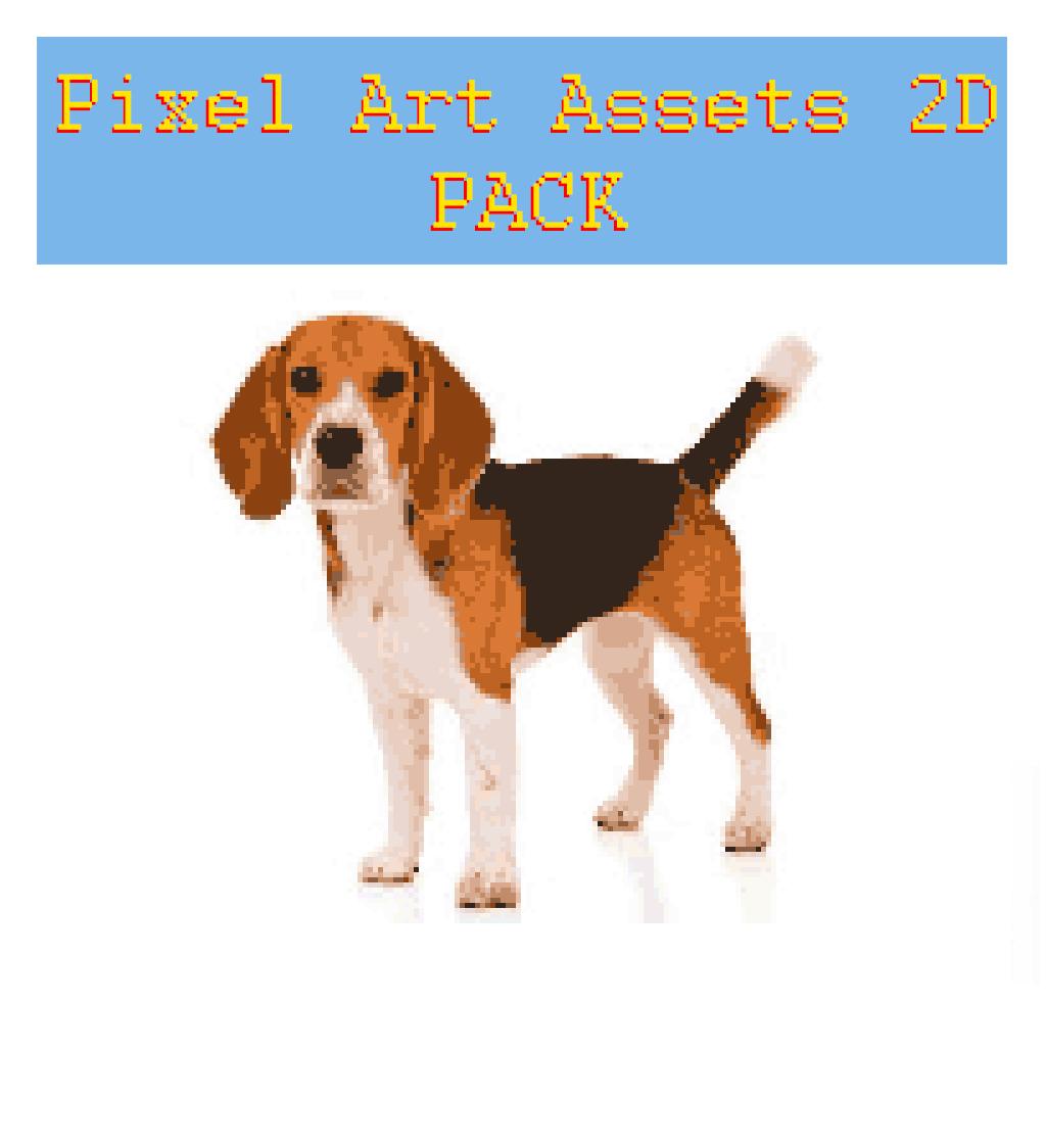 Pixel Art Assets 2D PACK