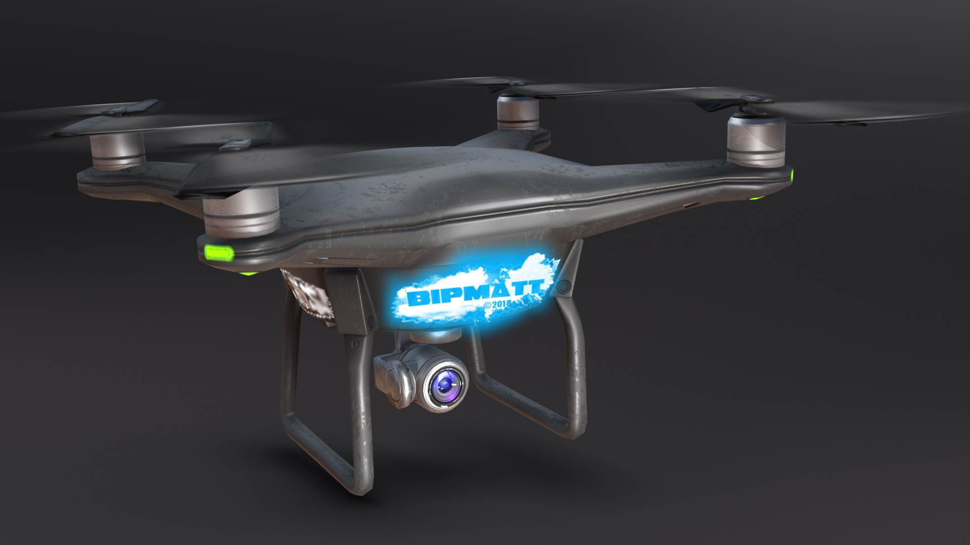 Drone AR app coming soon to iOS