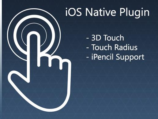 iOS 3D Touch Input