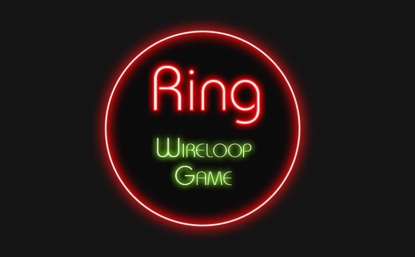 Ring - Wireloop Game