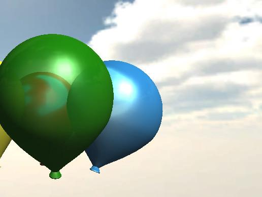Baloon Shader