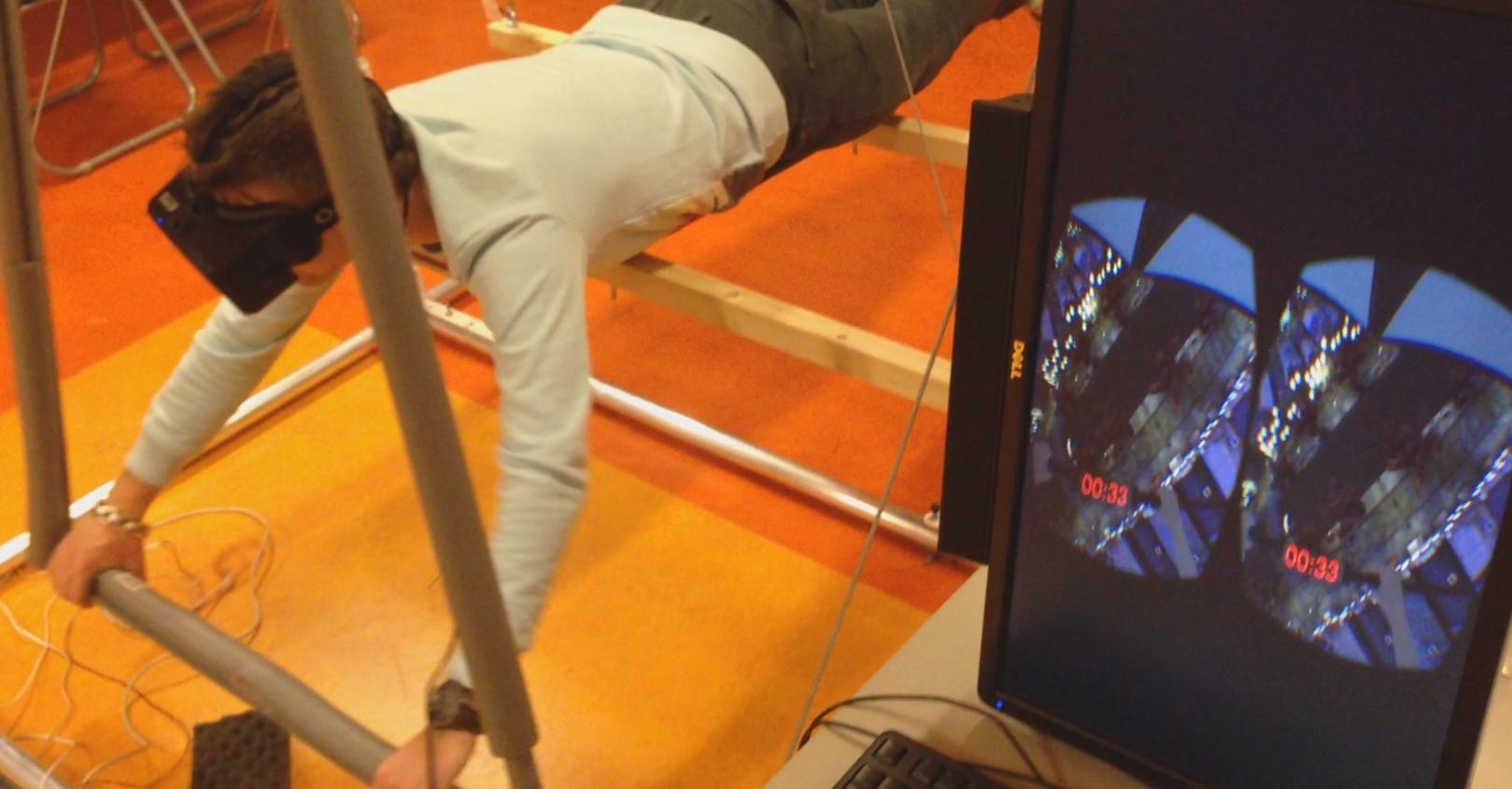 VR Hanglider