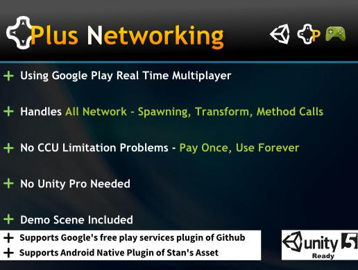 Plus Networking
