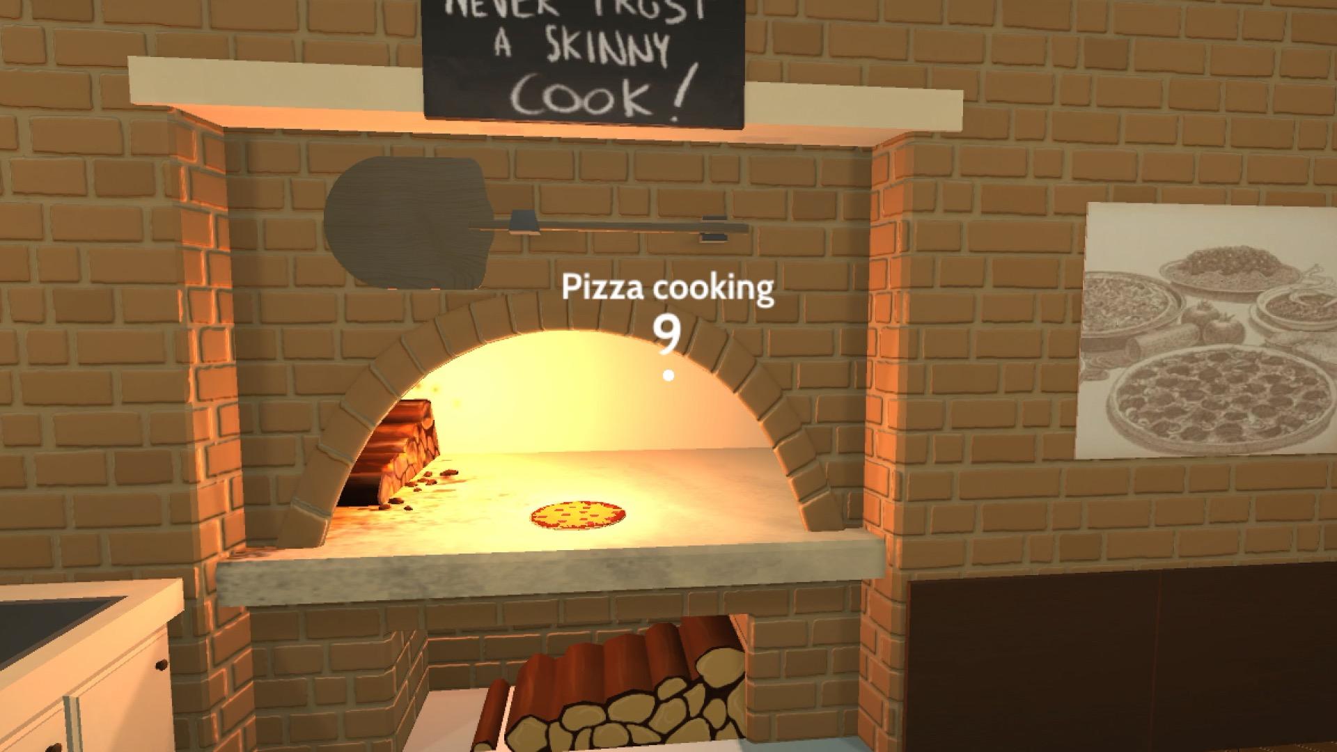 Pizza Chef VR