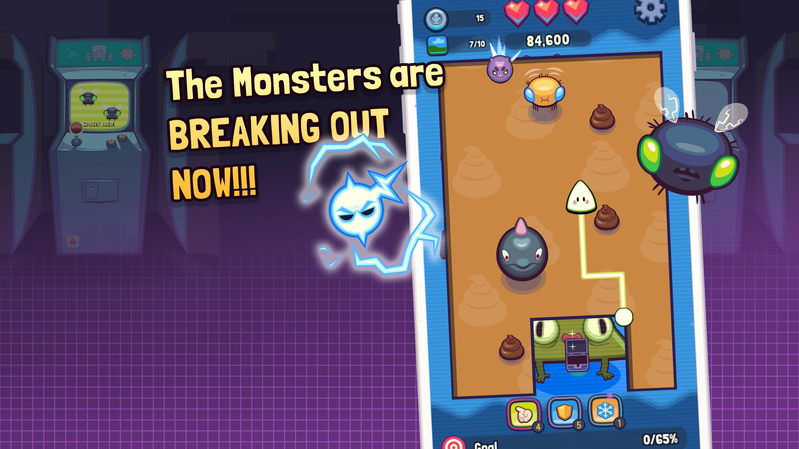 몬스터 스냅 (Monster Snap)