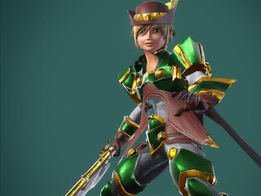 Blade Musketier