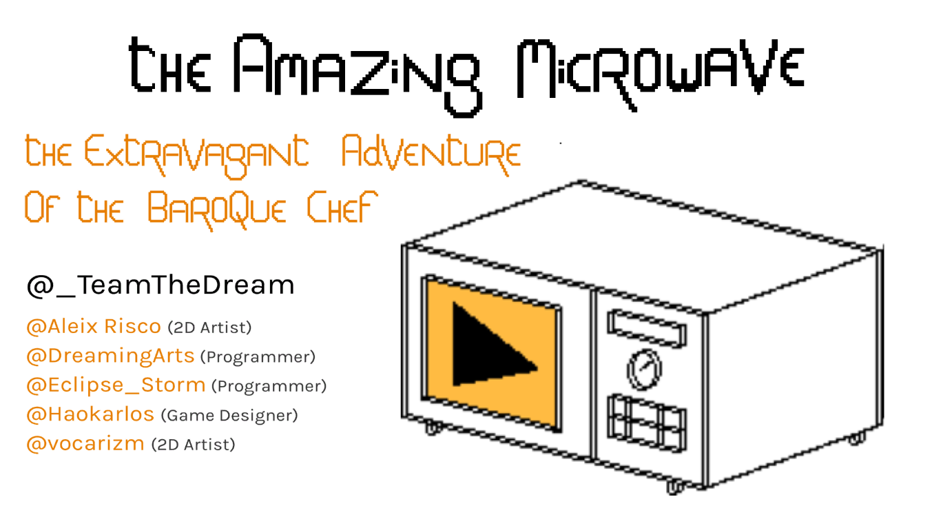 The Amazing Microwave