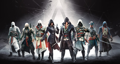 Possible Title's For The Finale Assassin's Creed?