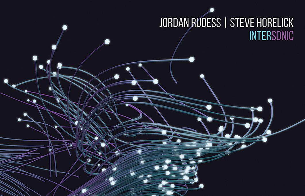 """Album Art for Jordan Rudess & Steve Horelick's """"interSonic"""""""