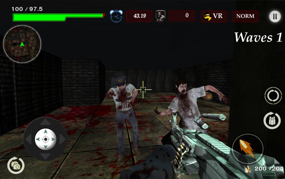 Zombie Shoot Hunt