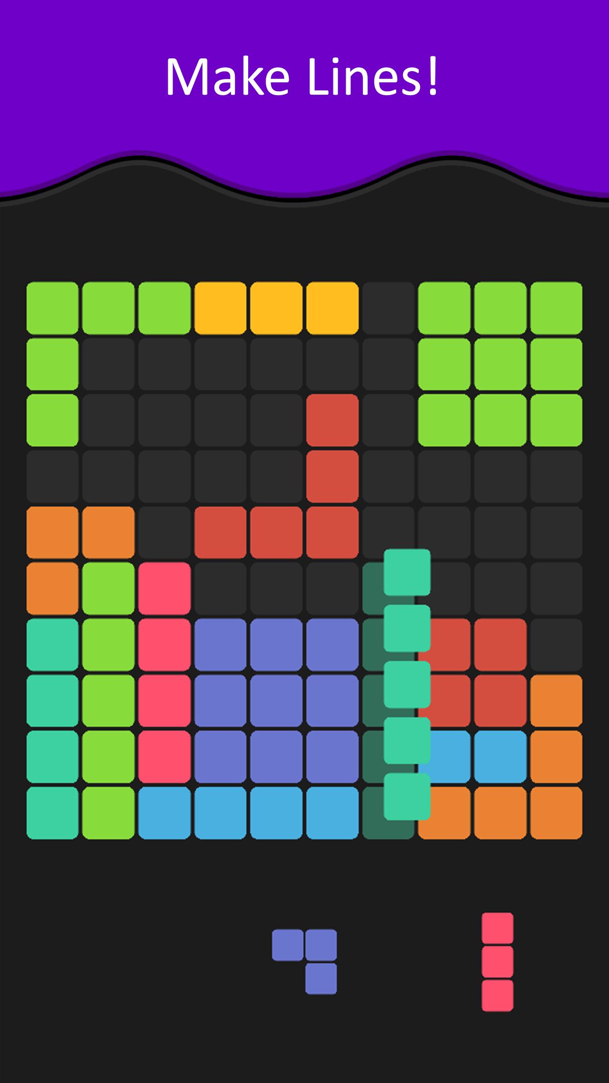 10Lines! Block Puzzle Mania