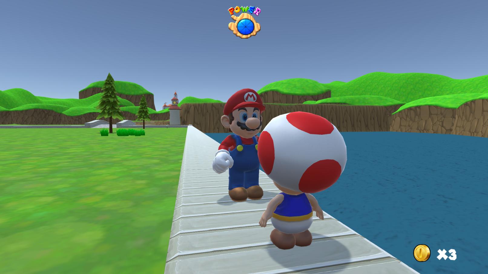 Super Mario Kingdom