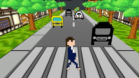 Beatles Road Run