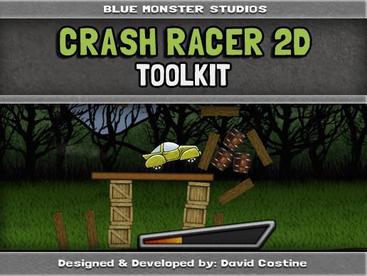 Crash Racer 2D Toolkit