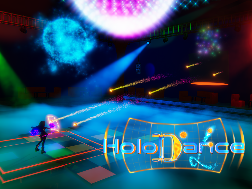 Time Dilation in Holodance