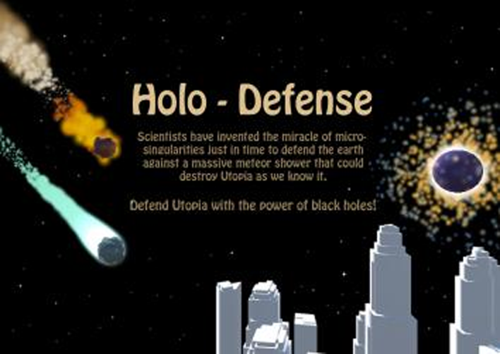 Holo Defense