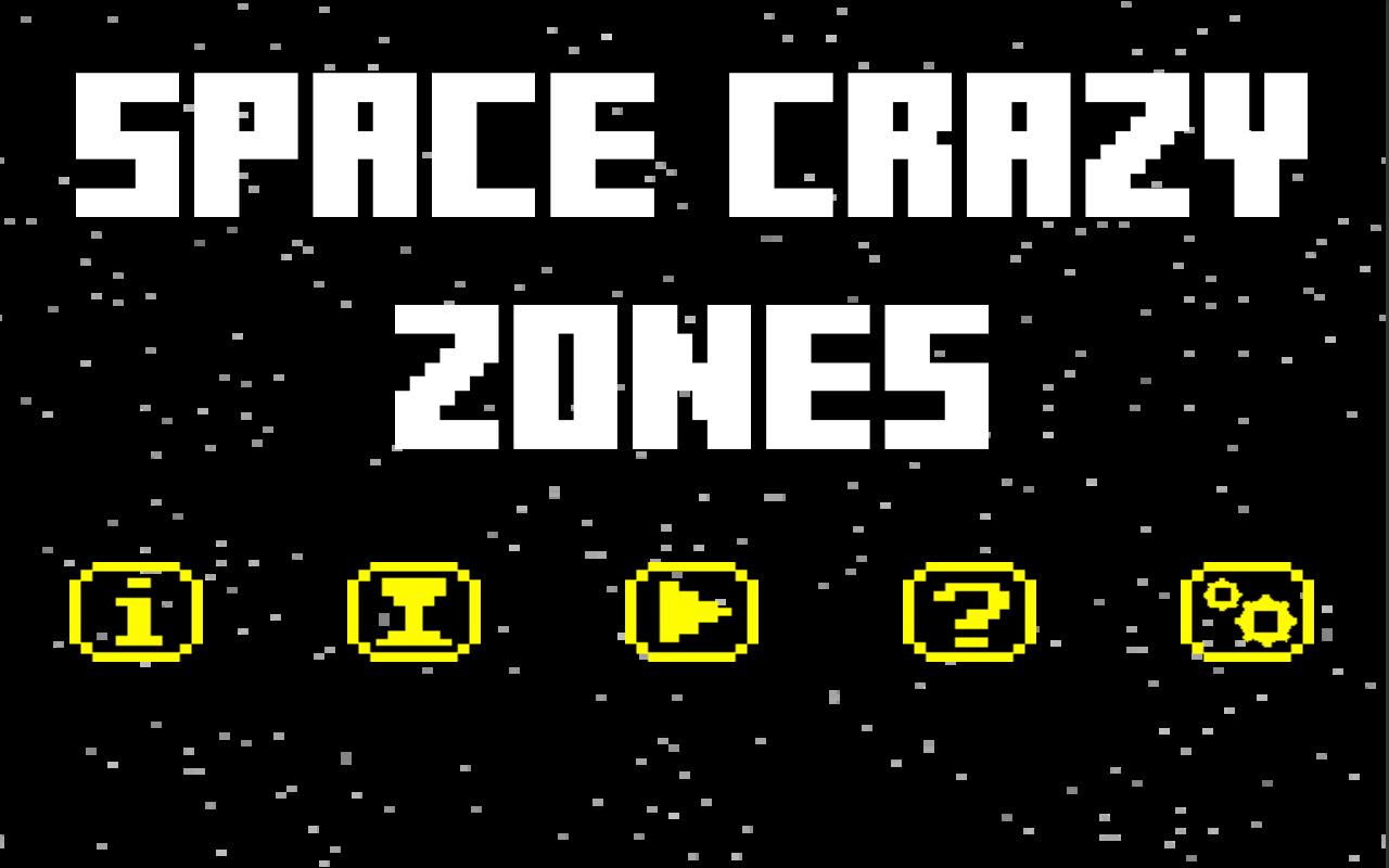 Space Crazy Zones