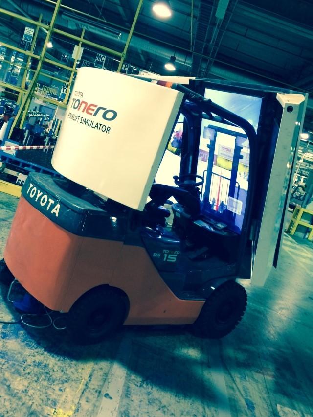Forklift Training Simulator