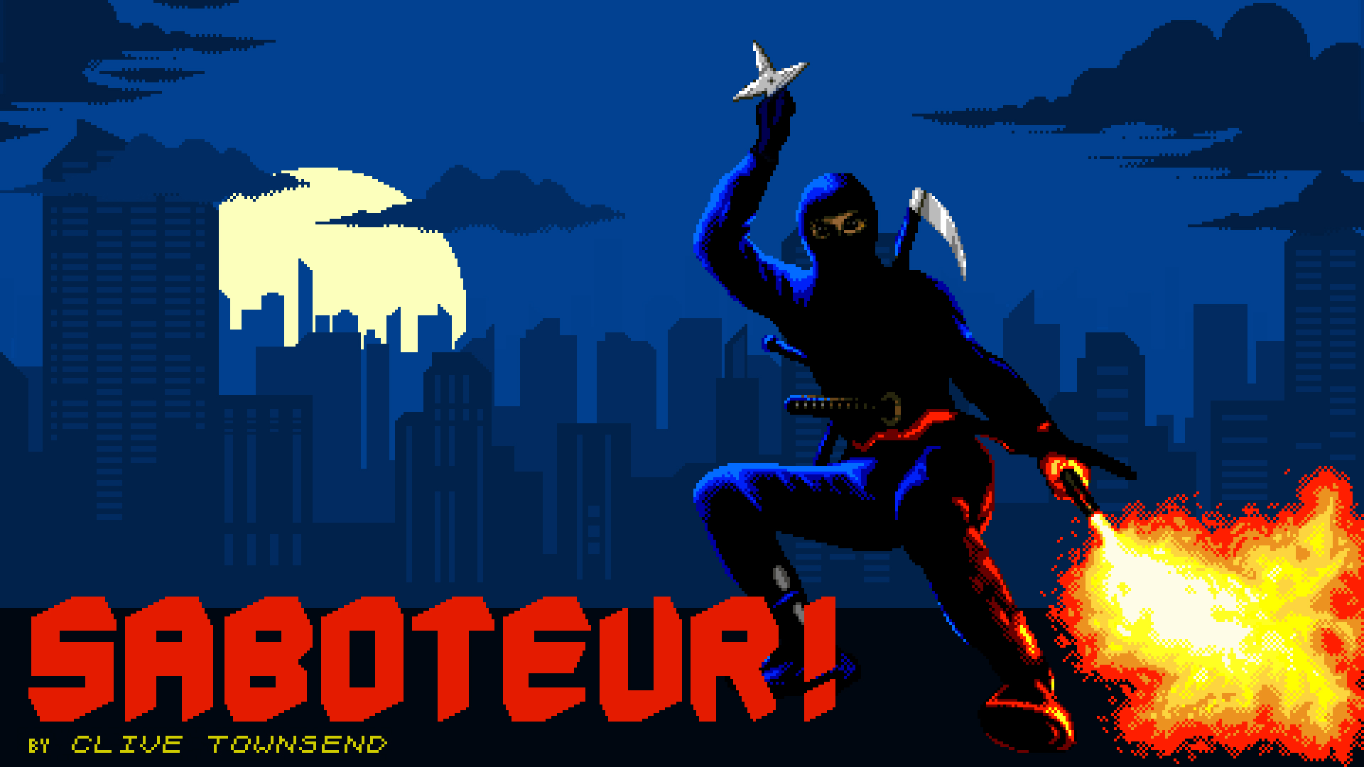 Saboteur! for Nintendo Switch