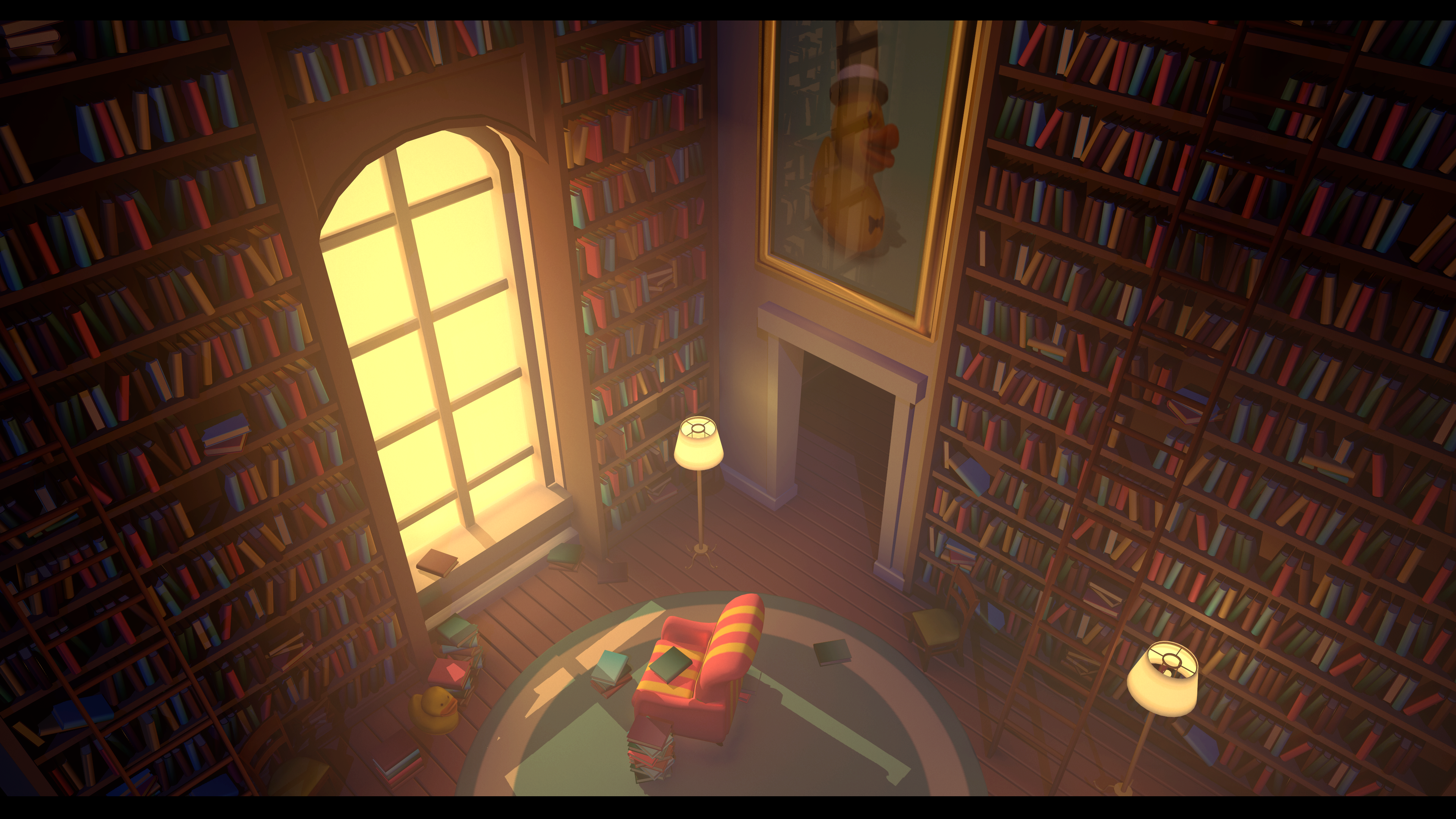 Everlasting Library