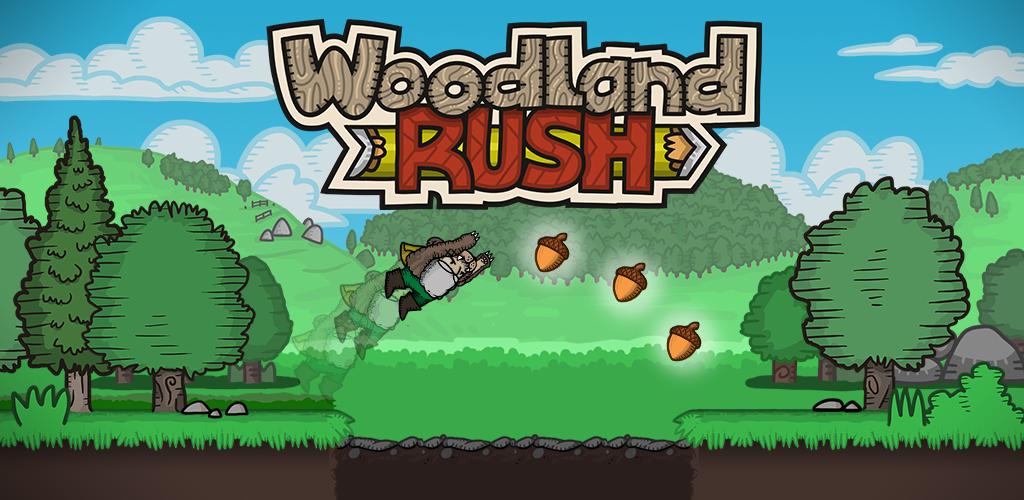 Woodland Rush
