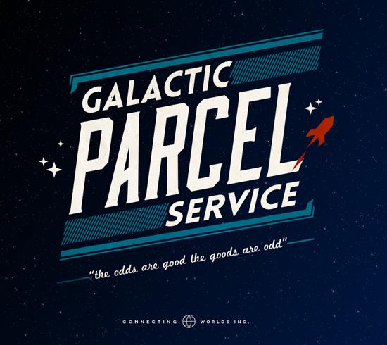 Galactic Parcel Service
