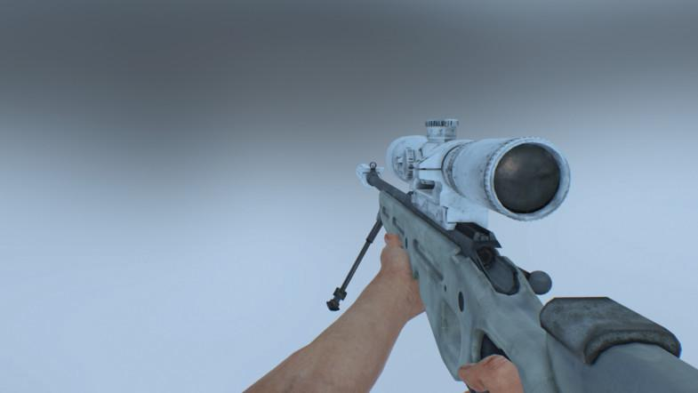 Sv98 Sniper