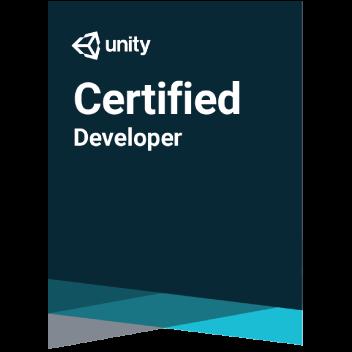 第一批成员通过Unity 技术认证