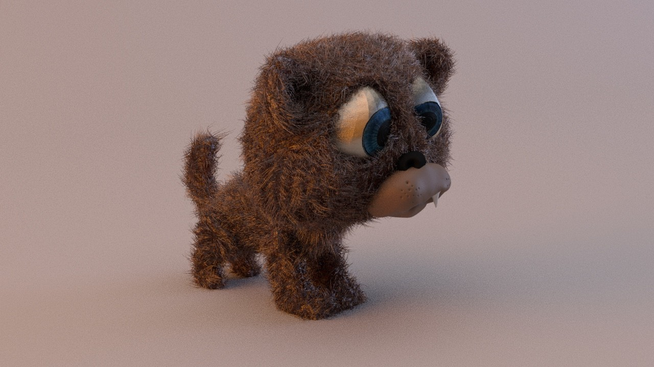 Doggy (Xgen Experiments)