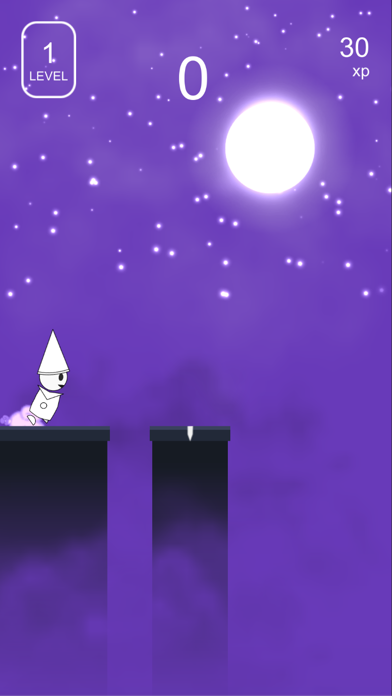 RUN-UP JUMP (My first game)