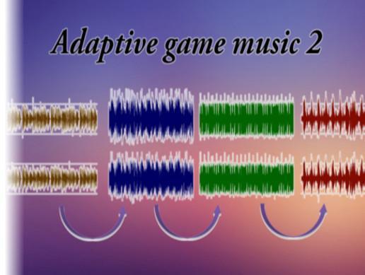 Adaptive game music 2