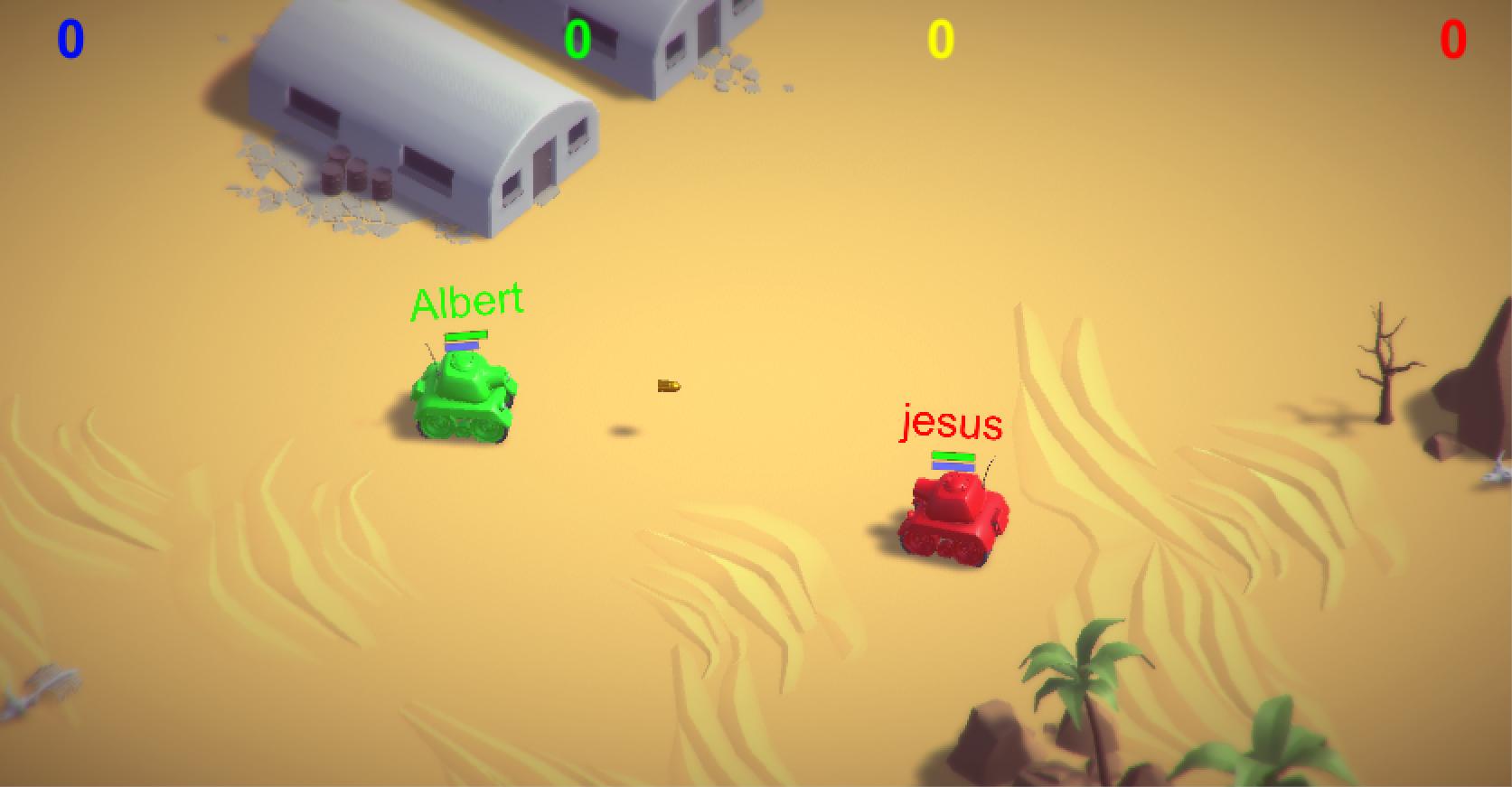 Tanks! Multiplayer UOC