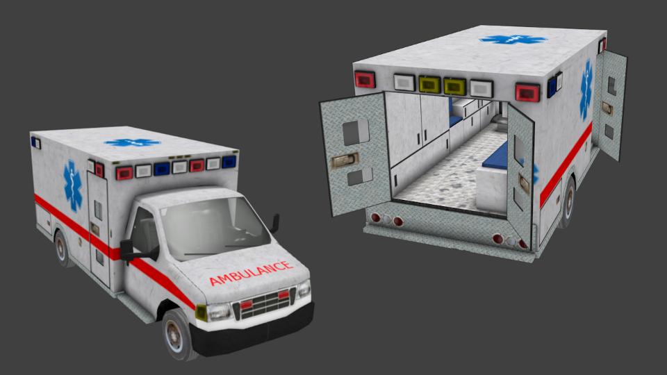 Ambulance Asset