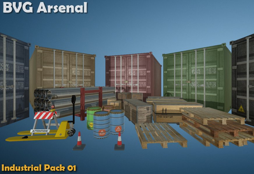 Industrial Package