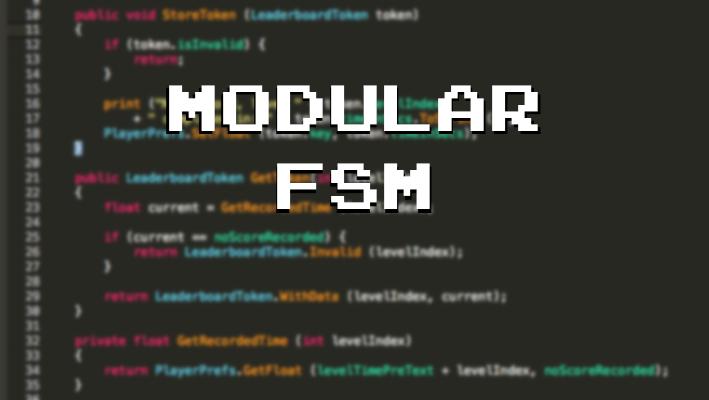 Modular FSM