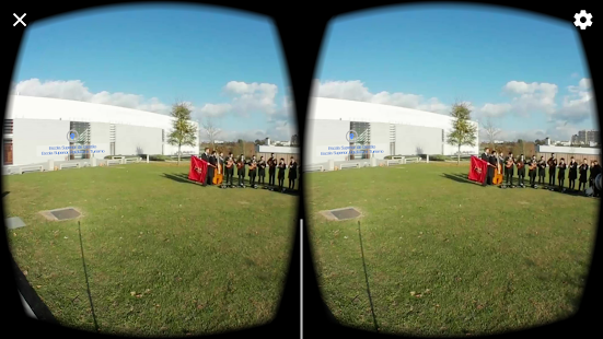Virtual Reality 360º IPCA Campus Tour