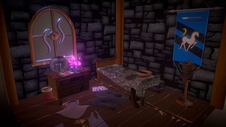 Knight VR Room